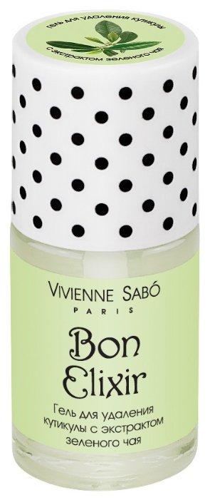Гель для удаления кутикулы с экстрактом зеленого чая Bon Elixir Vivienne Sabo
