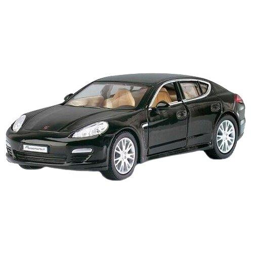 Легковой автомобиль Kinsmart Porsche Panamera S (KT5347W) 1:40 12.7 см черный