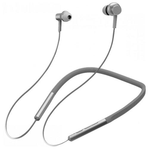 Фото - Беспроводные наушники Xiaomi Mi Collar Bluetooth Headset grey наушники xiaomi mi collar bluetooth headset gold