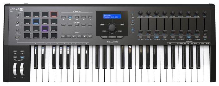 MIDI-клавиатура Arturia KeyLab 49 MkII