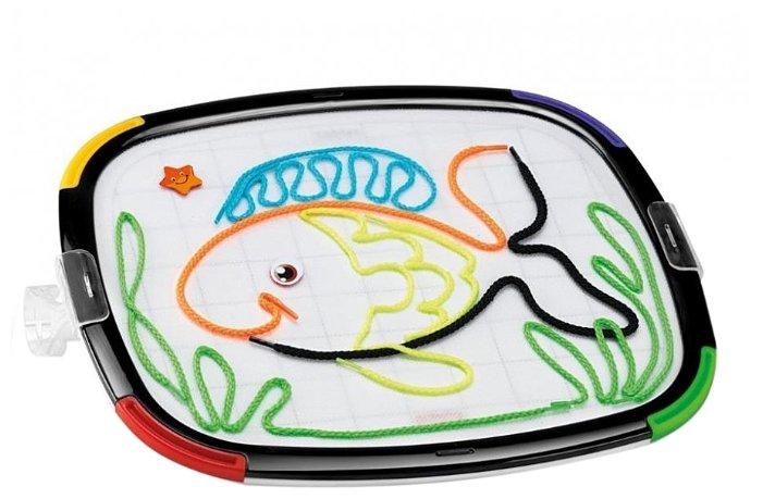 Доска для рисования детская Quercetti Фило с кейсом (0530)