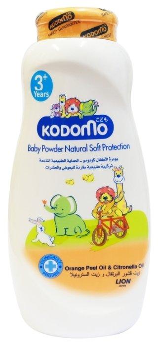 KODOMO Присыпка Natural Soft Protection Естественная бережная защита