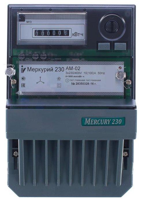 INCOTEX Меркурий 230 АМ-02