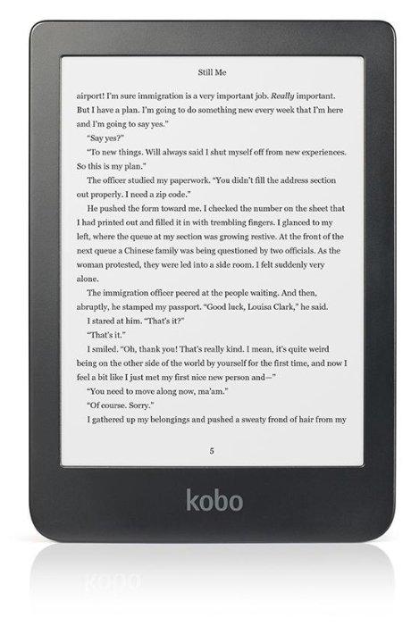 Электронная книга Kobo Clara HD