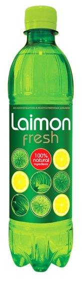 Газированный напиток Laimon Fresh MAX