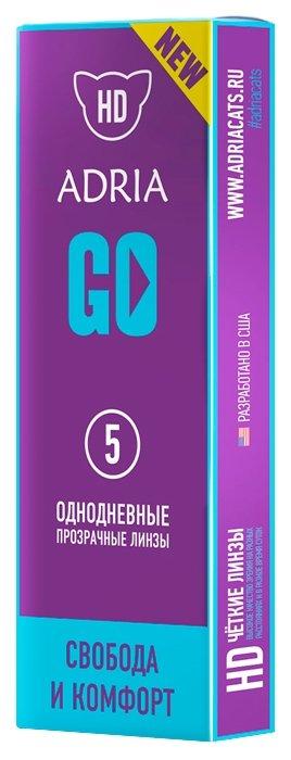 Контактные линзы ADRIA Go (5 линз) R 8,6 D -3,75