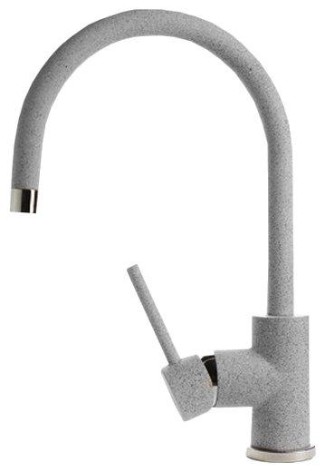 Однорычажный смеситель для кухни (мойки) GranFest 3023501 (гранит)