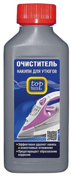 Жидкость Top House очиститель накипи для утюгов 250 мл