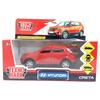 Внедорожник ТЕХНОПАРК Hyundai Creta (CRETA-S/RD/BK) 12 см