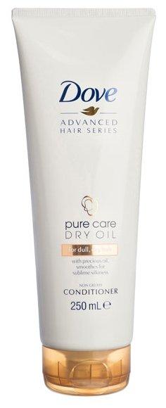 Dove кондиционер для волос Advanced Hair Series Pure Care Dry Oil Преображающий уход