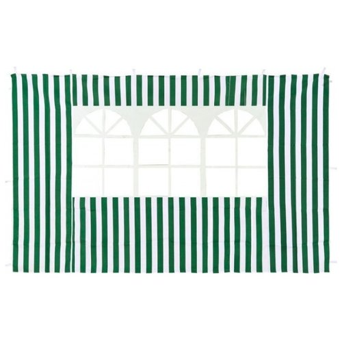 Стенка Green Glade 4110 зеленый / белый