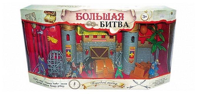 Набор фигурок Рыжий кот Большая битва-3