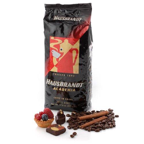 Кофе в зернах Hausbrandt Academia, арабика/робуста, 500 г hausbrandt кофе в зернах академия 0 5 кг вакуумная упаковка 537 hausbrandt