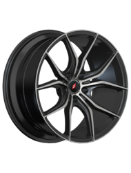 Диски Inforged IFG17 7,5x17 5x114,3 D67.1 ET35 цвет Black Machined - фото 1