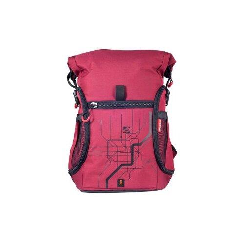 Фото - Рюкзак для фотокамеры Rekam RBX-6000 бордо шторы для комнаты реалтекс комплект штор 030 бордо