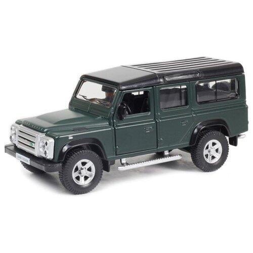 Купить Внедорожник RMZ City Land Rover Defender (554006M(C)) 1:32 темно-зеленый, Машинки и техника