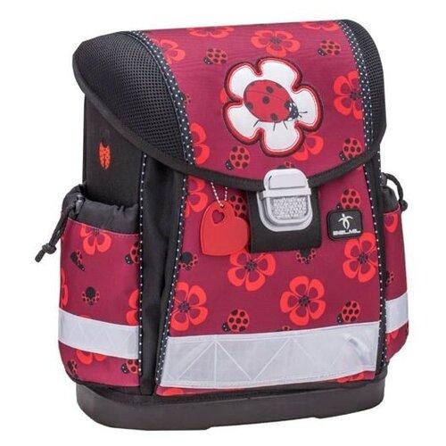 Belmil Ранец Classy Ladybug (403-13/625), розовый/черный