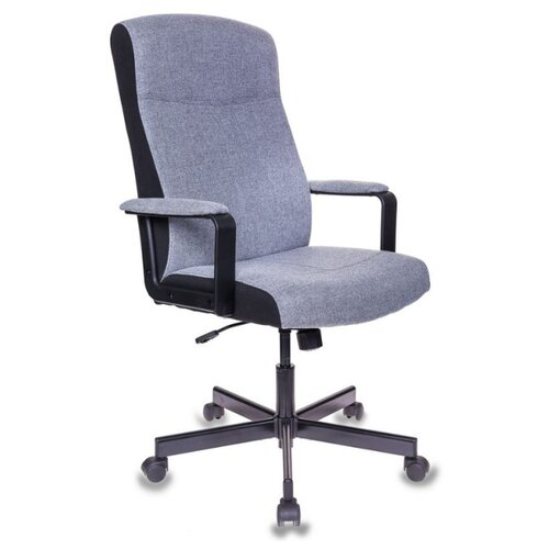 Компьютерное кресло Бюрократ DOMINUS-F, обивка: текстиль, цвет: серый