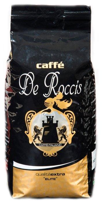 Кофе в зернах De Roccis Extra Elite
