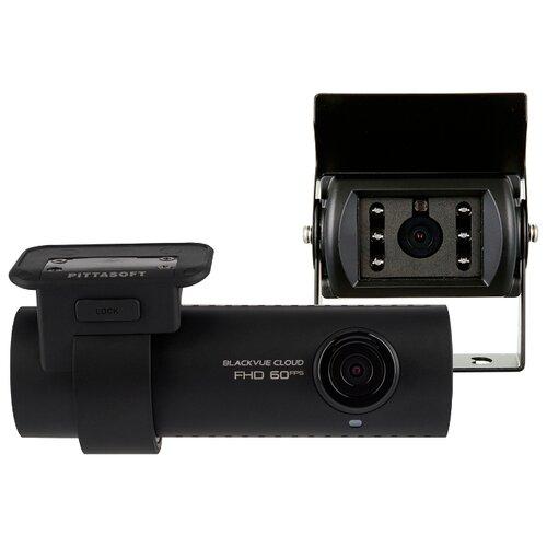 Купить Видеорегистратор BlackVue DR750S-2CH Truck черный