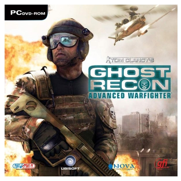 Tom Clancy\'s Ghost Recon: Advanced Warfighter
