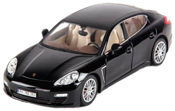 Легковой автомобиль MZ Porsche Panamera (MZ-2018) 1:18 19 см