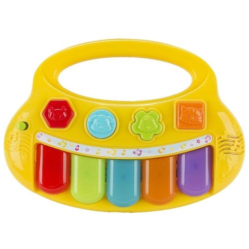 Купить Интерактивная развивающая игрушка Winfun Пианино, Развивающие игрушки
