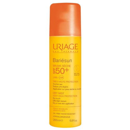 Uriage Bariesan сухая дымка-спрей SPF 50 200 мл uriage 50 spf