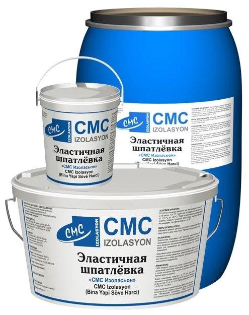 Шпатлевка CMC IZOLASYON эластичная