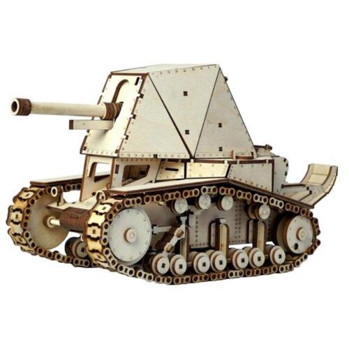 Сборная модель Lemmo Танк СУ-18 (00-24)