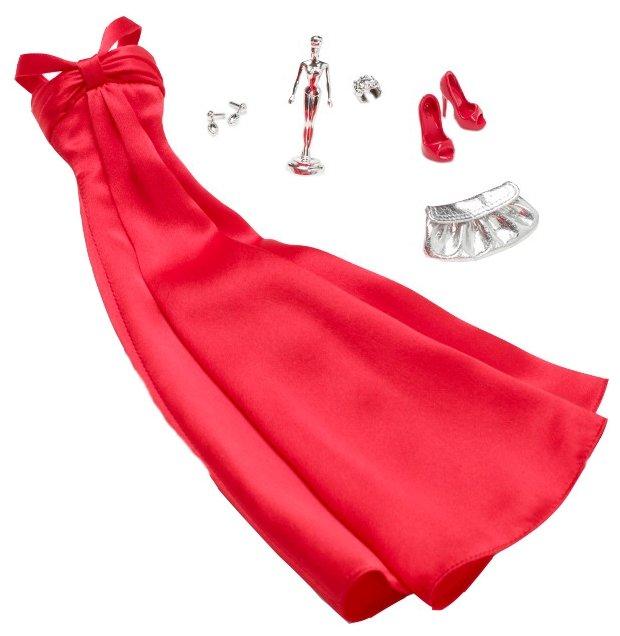 Barbie Наряд для куклы Барби On The Red Carpet