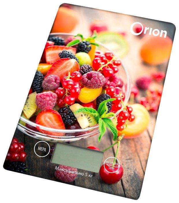 Кухонные весы Orion ВБК-СП02-5КГ