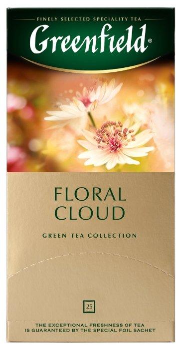Чай улун Greenfield Floral Cloud в пакетиках