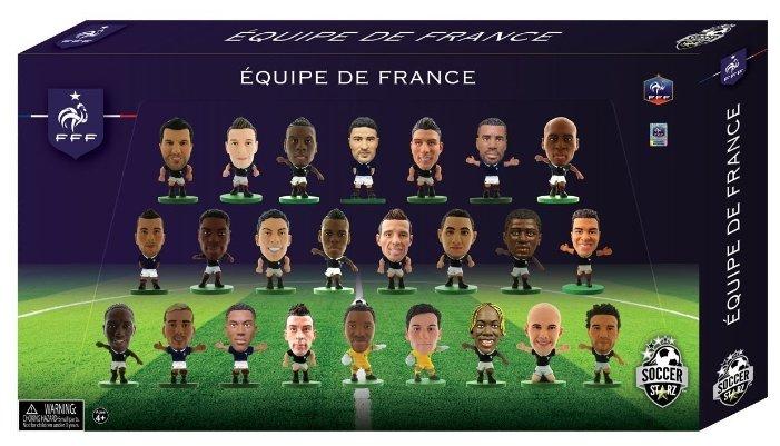 Фигурки Creative SoccerStarz Сборная Франции 2016 402940