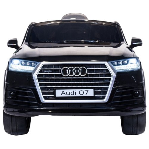 Купить Shenzhen Toys Автомобиль Audi Q7 черный, Электромобили