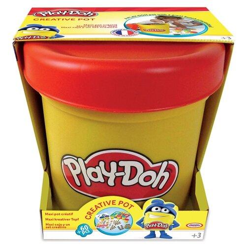 Купить Масса для лепки Play-Doh Необычное ведерко (CPDO051), Пластилин и масса для лепки