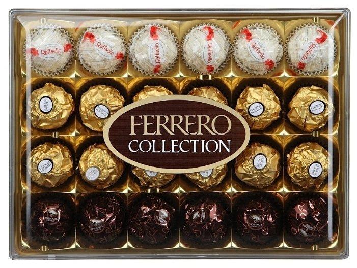 Набор конфет Ferrero Rocher Collection 269 г
