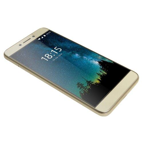 Смартфон BQ 5517L Twin Pro золотой смартфон bq bq 5002g fun red