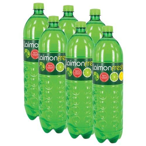 Газированный напиток Laimon Fresh, 1.5 л, 6 шт. напиток газированный laimon fresh 1 5 л