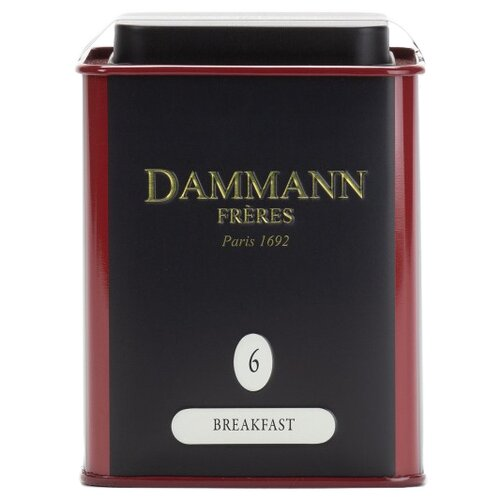 Чай черный Dammann Frères Breakfast, 100 г