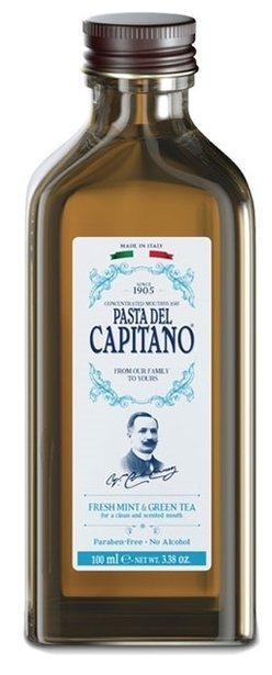 Pasta del Capitano ополаскиватель Concentrated Mouthwash Fresh