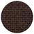 Гардины Волшебная ночь Рогожка Шоколад 721881 на ленте 270 см