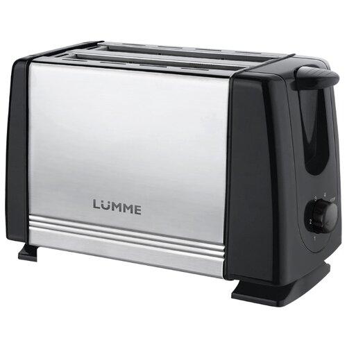Тостер LUMME LU-1201, черный жемчуг блинница lumme lu 3650 черный жемчуг lu 3650 черный жемчуг