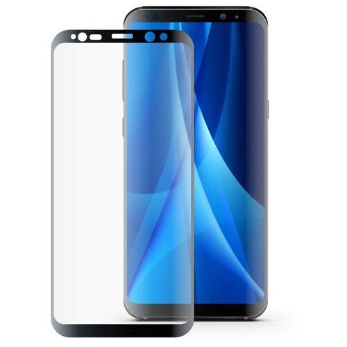 Купить Защитное стекло Mobius 3D Full Cover Premium Tempered Glass для Samsung Galaxy S8 черный