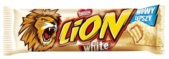 Батончик Lion White, 42 г