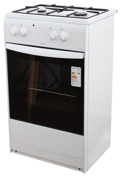 Комбинированная плита DARINA S KM521 300 W — купить по выгодной цене на Яндекс.Маркете