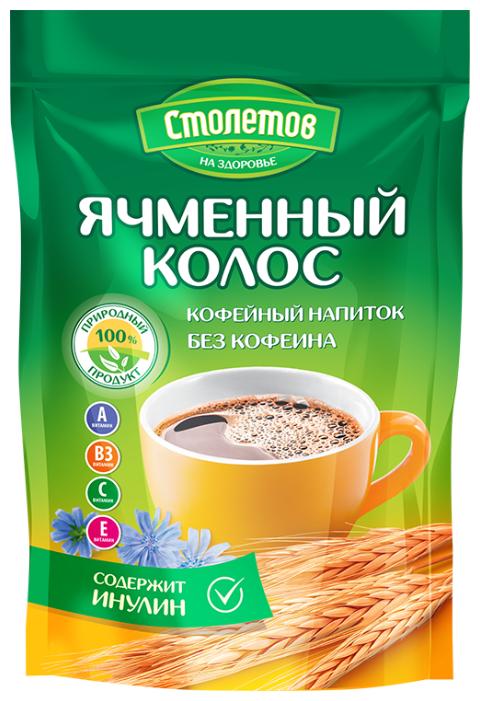 Цикорий Столетов Ячменный колос растворимый без кофеина