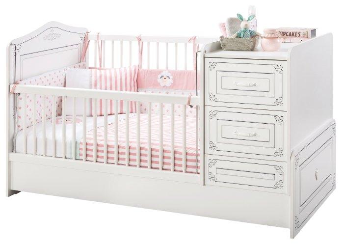 Кроватка Cilek Selena Baby ST (трансформер)