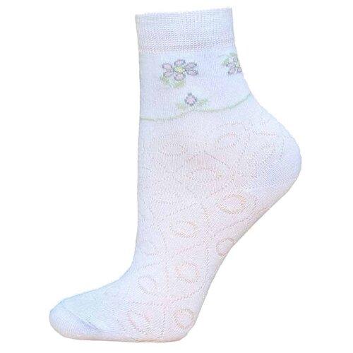 Носки Брестские размер 19-20, 038 белыйНоски<br>