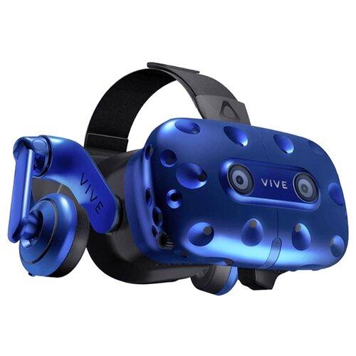 Шлем виртуальной реальности HTC Vive Pro HMD синий